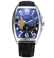 Si SEWOR men mechanical watches Tourbillon watch the stars through the end of full automatic mechanical watches