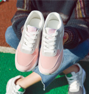 In the autumn of 2020 new mesh shoes flat all-match pramitta Zichao wholesale Korean Students