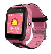 Factory direct sales: gifted children touch screen smart wearable phone watch with GPS positioning anti loss function