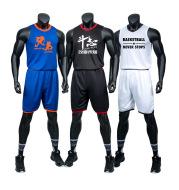 Lei Yi men's basketball suit, pocket basketball clothing, sportswear, wholesale custom DIY printing number