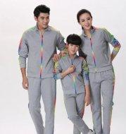 The new couple sport uniforms cool parent-child badminton tennis sports leisure play clothes suit