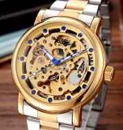 On behalf of the new XINDI Mens Watch Diamond double hollow automatic mechanical watch strip primary sources