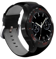 New S1 PLUS round screen smart watch, WIFI video positioning phone, exercise heart rate SOS, Android intelligence