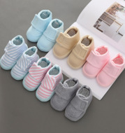 0-6-12 months old 1 year old baby toddler Toddler Soft Bottom baby shoes