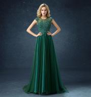 2021 new dress long wedding bridesmaid dress sister dress banquet host evening dress graduation dress