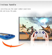 Manufacturers selling handheld game consoles, Android PAP-KIII handheld game arcade game
