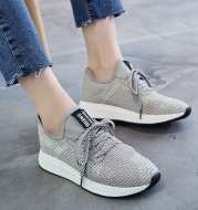 New 2021 spring shoes, Korean women's shoes, casual women's sports shoes, students' running shoes