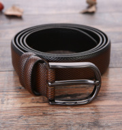 Europe and America fashion men's business belt 2021 new creative gift belt can be customized logo manufacturers wholesale