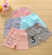 Summer Cotton Children's Shorts