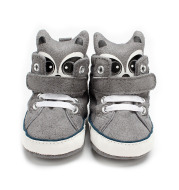 The spring and autumn baby toddler shoes casual indoor slip soft bottom 0-1 baby baby shoes wholesale one generation