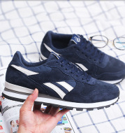 Direct manufacturers of sports shoes casual shoes running shoes breathable shoes Korean tide round anti-skid shock