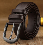 Hot explosion models men pin buckle belt belt belt belt men's casual fashion wholesale manufacturers