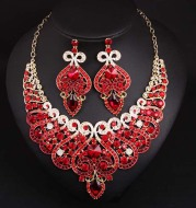 Wholesale of luxury jewelry, necklace, earring, dress, dinner and bridal accessories