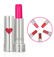 Matt long recommended garlic girl heart-shaped aunt color mauve color color lipstick love grapefruit pumpkin