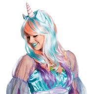 Unicorn Colorful Cosplay Wig