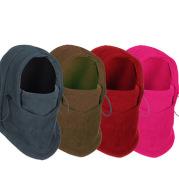 Hat, winter outdoor fleece hat line protector face warm face hat winter riding windproof cap