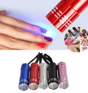 Phototherapy flashlight