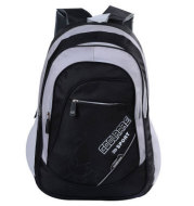 Manufacturer's 1-3-6 grade male and female students' super light weight loss double shoulder knapsack can be processed and customized