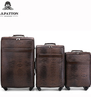 New package mailed Cardan rod box men business travel boxprint high end travel suitcase can be custom-made