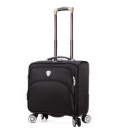 Wholesale men's Oxford pulla box Wanxiang suitcase business suitcase suitcase 16 inch