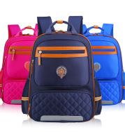New children's schoolbag Korean version of primary school schoolbag 1-3-4-6 grade male and female double shoulder bag custom knapsack
