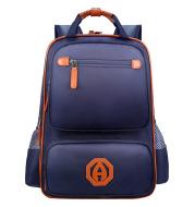 English aristocratic children's schoolbag 6-12 year old school schoolbag boys and girls 1-3-5-6 grade super light backpack