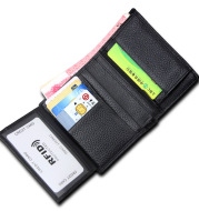 Factory direct selling hot money for foreign trade men's wallet to prevent RFID men's theft and purse