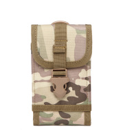 Outdoor multi-functional waterproof Oxford Cloth Camouflage Mobile Waist Package Wholesale