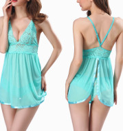 After splitting fun pajamas XL sexy lingerie