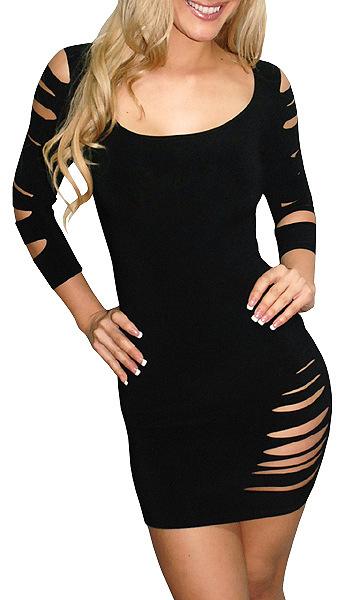 1153596628 1437798378 Slim women's dress