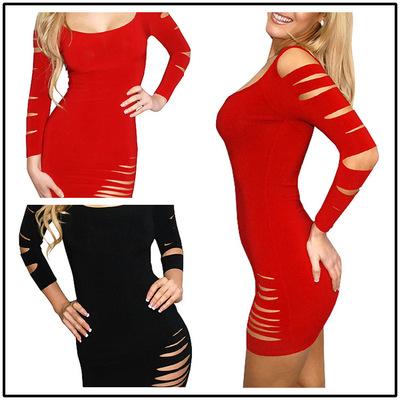 Slim women's dress