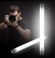 Youyang Q7S LED underwater photography lights film electro-optic photography handheld half tube bar lamp for outdoor lighting