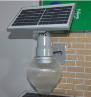 Solarlamp solar peach light LED integrated solar street lamp courtyard lamp new rural reconstruction