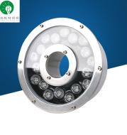 LED landscape lamp, underwater lamp, 6w24w lighting, decorative fountain lamp, outdoor lighting, night view, underwater lamp