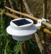 [enterprise] fence fence lamp lamp Jicai solar corridor lamp wall lamp 3LED light tank