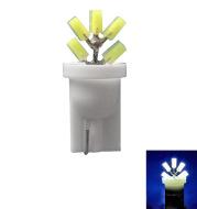 T10 194 W5W COB 5 lamp tree type large power display light car LED license plate lamp reading lamp