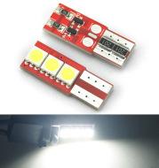 T10 5050 3SMD car LED wide light belt decode Canbus car reading lamp instrument lamp