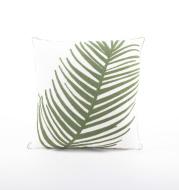 Smallfeather embroidery pillowcase bedroom pillow