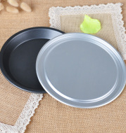 6/7/8/9/10/11/12 inch pizza tray cover cover pan pizza baking tray cover Aluminum Alloy general group of sagay