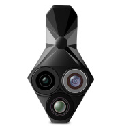 Mobile phone external camera lens wide-angle fisheye lens macro mobile phone three in one common type SLR Photography