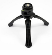 Portable and adjustable Tripod Stand Holder for , Cellphone and Camera (black)