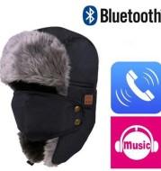 BLUETOOTH BOMBER HAT