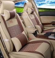 Summer car seat cushion