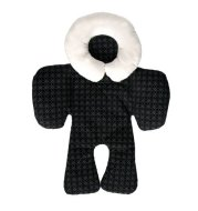Stroller protection pad / car seat cushion / head body protection pad double-sided