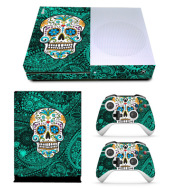 Custom-made XBOX ONE S color sticker to custom game machine host sticker factory direct selling factory direct selling