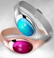 Smart Blood Pressure Heart Rate Bracelet WeChat Sports Step Health Blood Oxygen Smart Female Bracelet