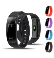 Smart Bracelet Blood Pressure and Heart Rate Monitoring