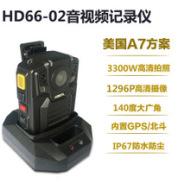 HD66-02 128G 3300W HD pixel professional I field audio video recorder portable camera