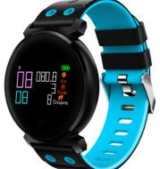 Smart Bracelet Heart Rate Blood Pressure Monitoring Blood Oxygen  IP68 Waterproof