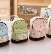 The supply of Korean pastoral small Suihua mini small bags hasp cute fashion change key bag